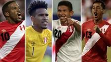 Estos serían los 23 convocados de Perú a 37 días del Mundial