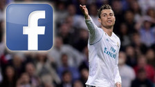 Cristiano Ronaldo producirá una serie sobre fútbol para Facebook