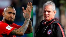 Reinaldo Rueda se sinceró: ¿Vidal o Bravo? Elijo a Vidal