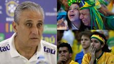 ¡Alerta máxima! Estrella de Brasil se lesionó y podría quedarse sin Mundial
