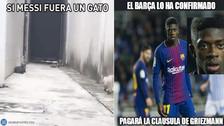 Memes se burlan del Barcelona y su goleada sobre el Villarreal