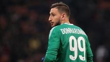 Ante Juventus: los dos bloopers de Donnarumma con el Milan