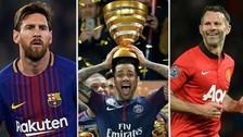 Dani Alves es el rey: los jugadores con más títulos en su carrera