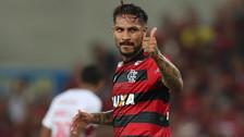 La gran jugada de Paolo Guerrero que casi termina en golazo de Flamengo