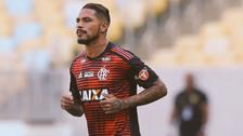Paolo Guerrero habló sobre su suplencia en el Flamengo