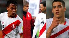 Selección Peruana: ¿Qué jugadores quedaron fuera del Mundial?