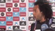 Así reaccionó Marcelo tras enterarse que Griezmann podría jugar en Barcelona