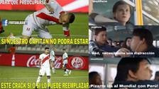 Los mejores memes de la Selección Peruana previo a la convocatoria para el Mundial