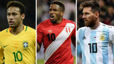 A 10 días del Mundial: los '10' de cada selección en Rusia 2018
