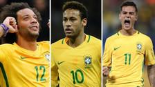 ¡Equipazo! Brasil presentó sus convocados para el Mundial Rusia 2018