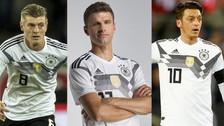 El favorito: Alemania presentó sus convocados para el Mundial Rusia 2018