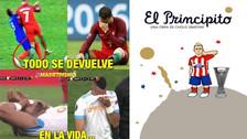 Atlético de Madrid es protagonista de los memes tras ganar la Europa League