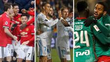 Los equipos que están clasificados para la Champions League 2018/19