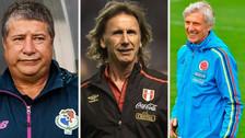 Con Gareca: los entrenadores 'extranjeros' que dirigirán en Rusia 2018