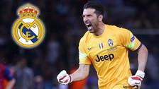 Real Madrid y PSG tienen en la mira a Gianluigi Buffon