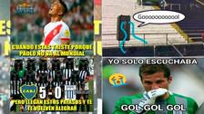 Los memes no cesan tras la goleada que sufrió Alianza Lima