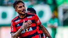 Paolo Guerrero: presidente de Flamengo definió futuro del peruano