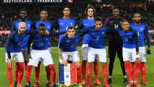 Francia anunció lista para Rusia 2018: el probable XI para enfrentar a Perú
