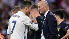 La frase alentadora de Zidane sobre Cristiano Ronaldo previo a la final de la Champions