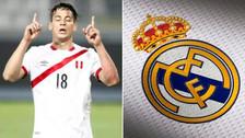Cristian Benavente recibió regalo de Real Madrid por su cumpleaños