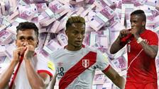 Selección Peruana: ¿cómo están valorizados los 24 jugadores de la lista preliminar?
