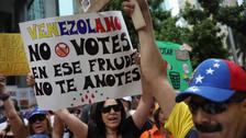 Venezolanos en el mundo denuncian