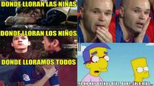 Barcelona es protagonista de los memes tras derrotar a la Real Sociedad