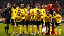 Sin Nainggolan: Bélgica presentó lista de 28 para Rusia 2018