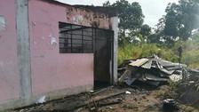 Menor de edad es investigado por ocasionar un incendio en su escuela en Satipo