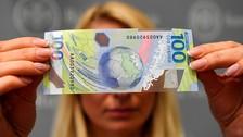 Rusia emite billete conmemorativo del Mundial