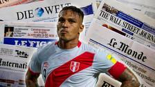 Guerrero no fue indultado por la FIFA: así reaccionó la prensa mundial