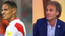 Ruggeri criticó comportamiento de Infantino en caso Paolo Guerrero