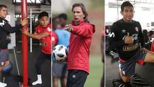 10 fotos del entrenamiento de la Selección Peruana