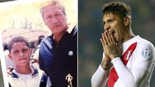 Paolo Guerrero envió emotivo mensaje a su padre: