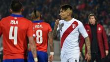 Chile se solidarizó con Paolo Guerrero y pide que juegue en Rusia 2018