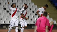 Los convocados de la Sub-20 que estarán con la Selección Peruana en Rusia 2018