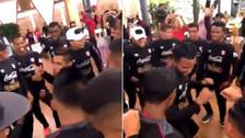 Selección Peruana: jugadores se divirtieron en la Videna a ritmo de salsa