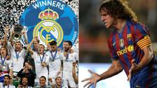 Puyol criticó a Barcelona tras título de Real Madrid en la Champions League