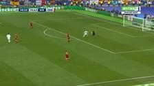 ¡Increíble! El terrible blopper de Karius que le regaló el gol a Karim Benzema