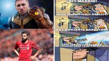 Real Madrid continúa en la mira de los memes tras ganar la Champions League