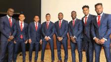 Selección Peruana: Jugadores posaron con el terno oficial de Rusia 2018