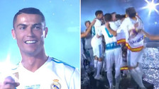 ¡Cristiano quédate! Hinchas y jugadores le pidieron que no se vaya del Real Madrid