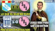 Alianza Lima es protagonista de los memes tras derrotar a Sport Boys