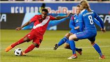 Selección de Alemania destacó la velocidad de Jefferson Farfán