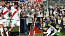 Los equipos recién ascendidos en las mejores ligas de Europa