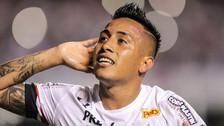 Christian Cueva dejaría Sao Paulo por el Atlético de Madrid