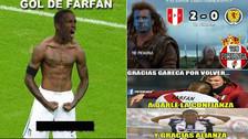 Selección Peruana protagonizó los memes tras vencer 2-0 a Escocia