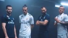 Cristiano Ronaldo desaparece de la nueva camiseta de Real Madrid