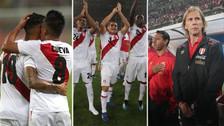 Las 15 mejores imágenes del triunfo de Perú ante Escocia