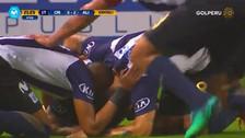 Alianza Lima: el golazo de zurda de Mario Velarde ante Sporting Cristal